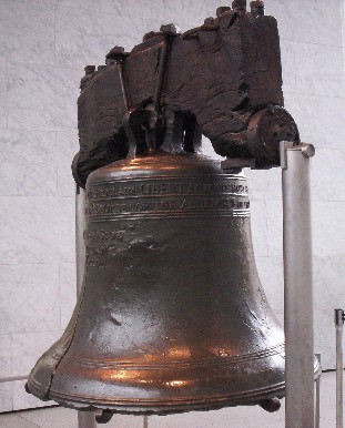 Liberty Bell, Independence National Historic Park, Philadelphia