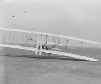 Wright Brothers airplane 1903