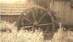 Blue Ridge Parkway Mill