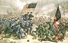 Battle of Bull Run, Manassas, Virginia