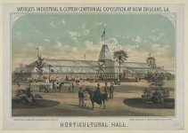 Cotton States International Exhibition, New Orleans