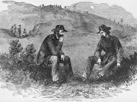 General Grant and Pemberton at Vicksburg