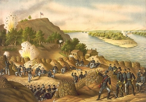 The Civil War Siege and Battle of Vicksburg