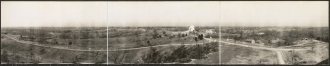 Panorama of Vicksburg battlefield, 1910.