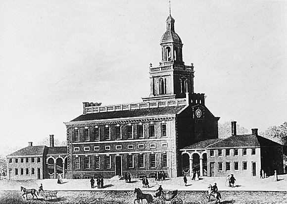 Philadelphia's Independence Hall