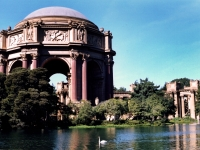 The Palace of Fine Arts, 1915 World's Fair, San Francisco