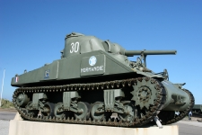 World War II Tank