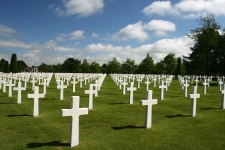 Cemetery at Normandy