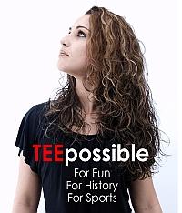 TeePossible Tees, T-Shirts, & Sweatshirts