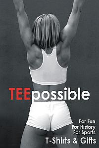 TeePossible.com Ad - Fitness