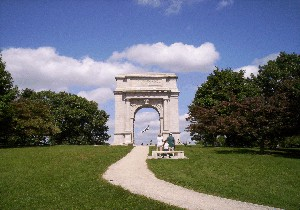 Washington Memorial Arch, Valley Forge
